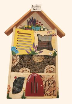 pik pik frosch und kr tenhaus. Black Bedroom Furniture Sets. Home Design Ideas